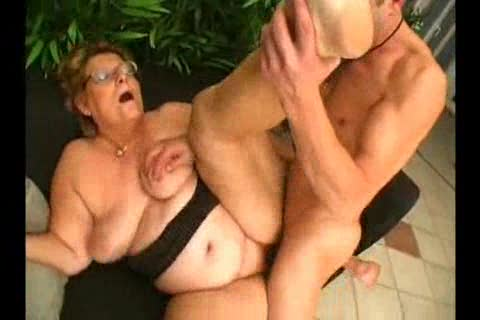 Fat older slut in glasses craves big dick