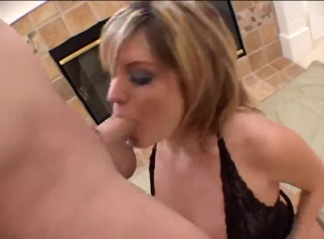 Cocksucker gives a super wet and messy BJ