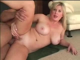 Thick black dude fucks a thick white girl