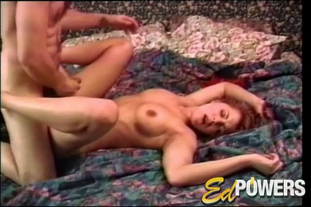 Fiery redhead amateur gets ravaged rough