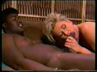 Rachel Ryan doing classic interracial anal