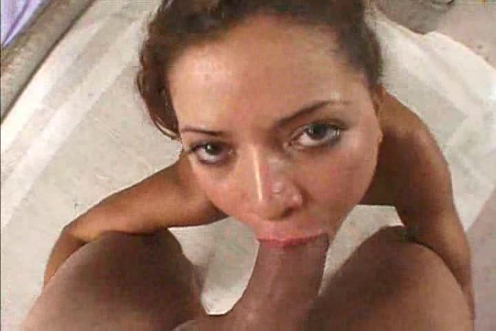 Mexican chick has anal with a big cock