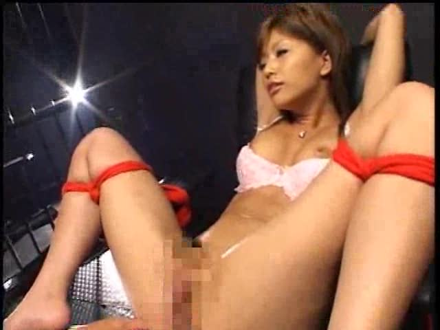 Japanese girl in three fun scenes