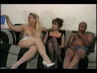 The girls are swingers for big black cock