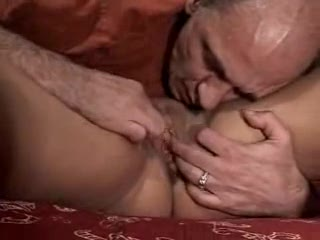 Middle aged couple has a good fuck