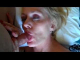Milf fucked by two guys and in love